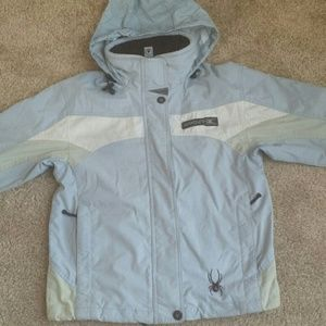SPYDER XT 12  Wind Rain hooded jacket